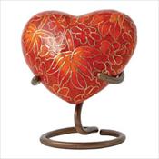 Etienne Autumn Leaves - Heart