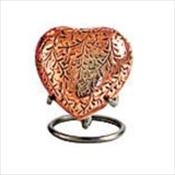 Oak Copper - Heart