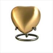 Lineas Rustic Bronze - Heart