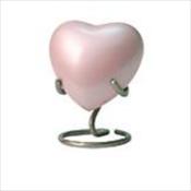 Satori Pearl Pink -Heart