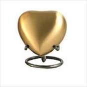 Grecian Bronze - Heart