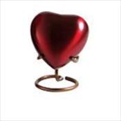 Grecian Crimson - Heart