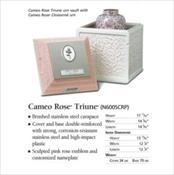 Cameo Rose Triune