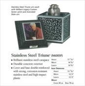 Stainless Steel Triune