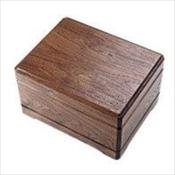 The Walnut Memento Box