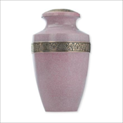 Milano Pink Floral Bronze