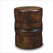 Townsley Hardwood Companion Urn, Dual Capacity