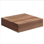 Walnut Wood Base Companion Urn