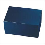 Regal Midnight Blue Chest Urn