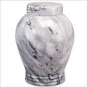 Cashmere Gray Urn