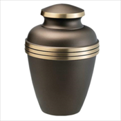 Chestnut Bronze Urn