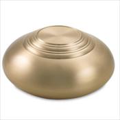 Brushed Brass Marcelo Urn