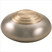 Two - Tone Brushed Marcelo Urn