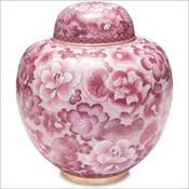 Magnolia Pink Cloisonne'