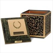 Bronze Triune® Urn Vault