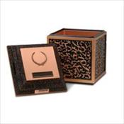 Copper Triune® Urn Vault