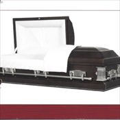 Ascent Metallic (Cremation Rental Casket)   $1295