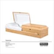Norfolk Cremation Casket