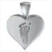Single Heartfelt Charm