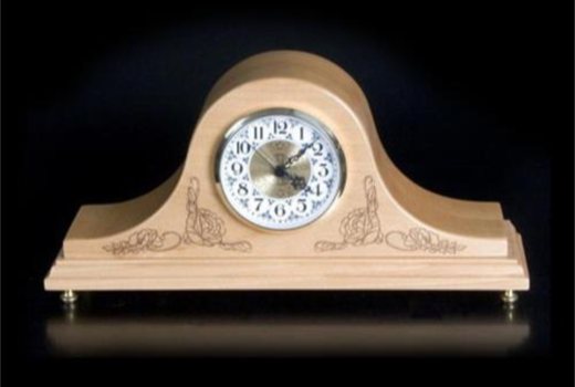 $Mantel Clock Keepsake