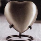 Pewter Heart Keepsake