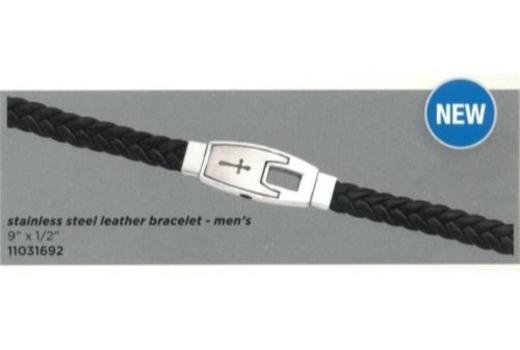 $Leather - Men's