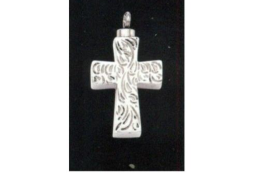 $Etched Cross