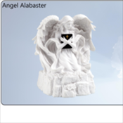 Angel Alabaster