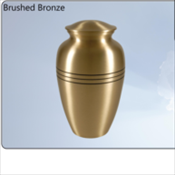 Brushed Bronze