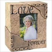 Love Forever Photo Urn