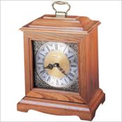 Continum Oak Mantel Clock