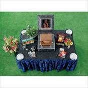 Graveside Cremation Service