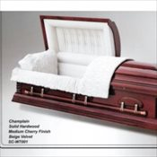Caskets (Starting at $850.00)