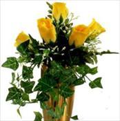Yellow Rosebuds