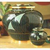 Emerald Anasazi Urn & Memento