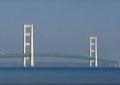 The Mackinac Bridge on Modern Marvels