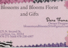 Blossoms and Blooms Florist and Gifts