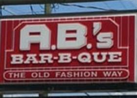 A.B.'S BBQ