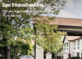 Super 8 Hebron Lowell Area