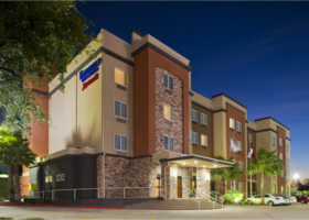 Fairfield Inn & Suites by Marriott Houston Hobby Airport