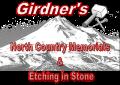 Girdner's North Country Memorials