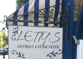 Letty's Design & Home Decor