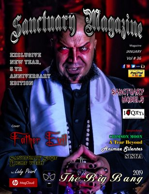 Sanctuary Magazine Vol #36