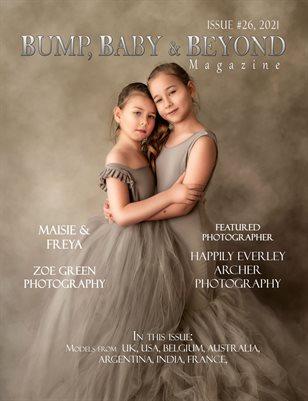Bump, Baby & Beyond Magazine, Issue 26