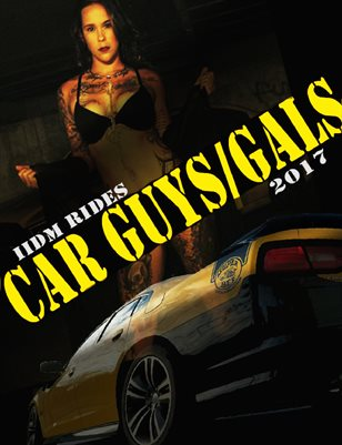 CAR GUYS/GALS 2017 VOL 1