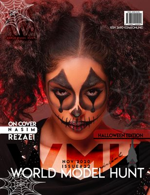World Model Hunt Magazine - November- 2020
