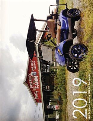 2019 Golf Car Calendar
