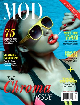 MOD MAGAZINE: Volume 1; Issue 3; Summer 2012