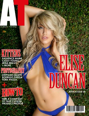 Alwayz Therro - Elise Duncan - March 2016 - Issue 68