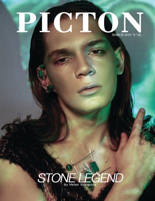 Picton Magazine MARCH 2019 N48 Cover 1